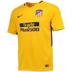 Atlético de Madrid Away Stadium Shirt 2017-18 with Vitolo 23 printing