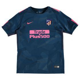 Atlético de Madrid Third Stadium Shirt 2017-18 - Kids with Vitolo 23 printing
