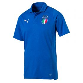 Italy Casuals Polo - Blue