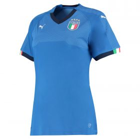 Italy Home Shirt 2018 - Womens