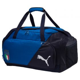 Italy Medium Bag - Blue