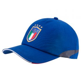 Italy Training Cap - Blue