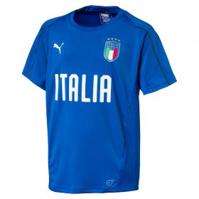 Italy Training Jersey - Blue - Kids