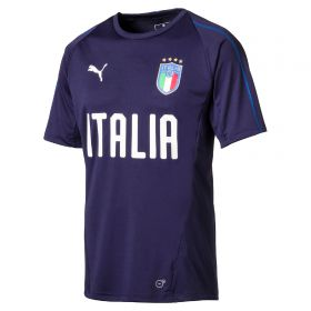 Italy Training Jersey - Navy