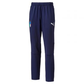 Italy Training Pant - Navy - Kids