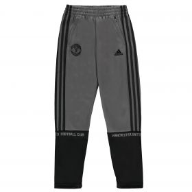 Manchester United Sweat Pant - Grey - Kids