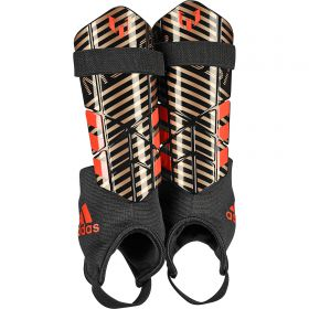 adidas Messi 10 Shinguards - Gold - Kids