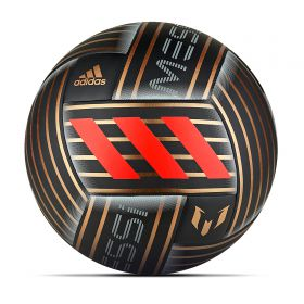adidas Messi Football - Black