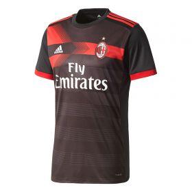 AC Milan Third Shirt 2017-18 with Bonucci 19 printing