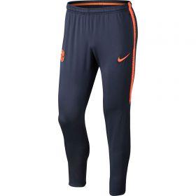 Barcelona Squad Training Pant - Dk Blue - Kids