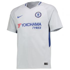 Chelsea Away Stadium Shirt 2017-18 with Christensen 27 printing