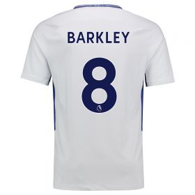 Chelsea Away Vapor Match Shirt 2017-18 with Barkley 8 printing
