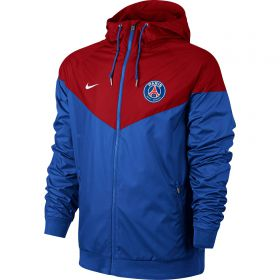 Paris Saint-Germain Authentic Windrunner - Blue
