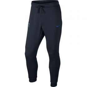 Paris Saint-Germain Authentic Cuffed Pant - Dk Blue