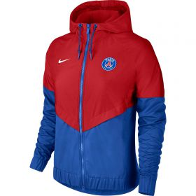 Paris Saint-Germain Authentic Windrunner - Blue - Womens