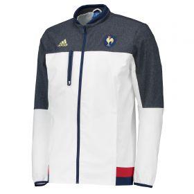 France Anthem Jacket - White