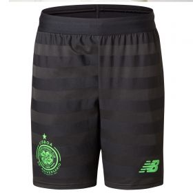 Celtic Third Shorts 2017-18 - Kids