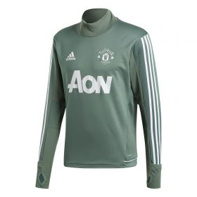 Manchester United Training Top - Green