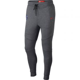 Paris Saint-Germain Authentic Tech Fleece Pant - Dk Grey