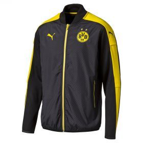 BVB International Training Jacket - Black