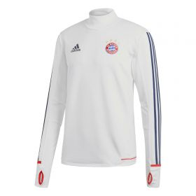 Bayern Munich Training Top - White