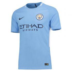 Manchester City Home Vapor Match Shirt 2017-18 with Zinchenko 35 printing
