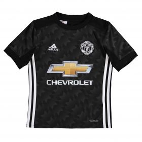 Manchester United Away Shirt 2017-18 - Kids with Alexis 7 printing