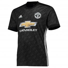 Manchester United Away Shirt 2017-18 with Alexis 7 printing