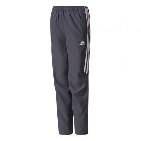 Manchester United Training Woven Pant - Dark Grey - Kids