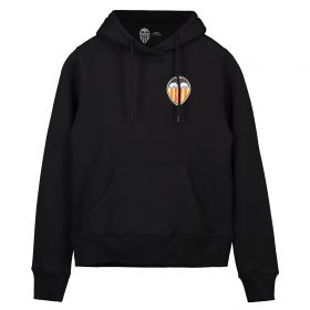 Valencia CF Classic Crest Hoodie - Black - Womens
