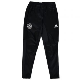 Manchester United UCL Training Pant - Black - Kids