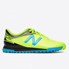 New Balance Furon 3.0 Dispatch Astroturf Trainers - Yellow - Kids