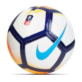 Nike FA Cup Skills Miniball - White