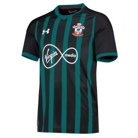 Southampton Away Shirt 2017-18 with Carrillo 9 printing