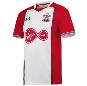 Southampton Home Shirt 2017-18 with Carrillo 9 printing
