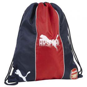 Arsenal Gym Sack - Red