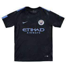 Manchester City Third Stadium Shirt 2017-18 - Kids with Laporte 14 printing