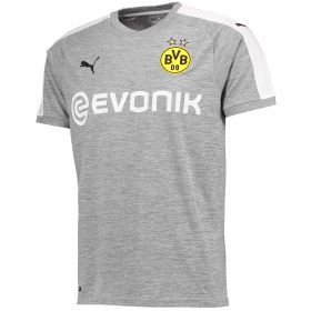 BVB Third Shirt 2017-18 - Outsize with Batshuayi 44 printing