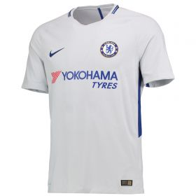 Chelsea Away Vapor Match Shirt 2017-18 with Emerson 33 printing