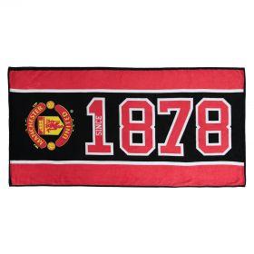 Manchester United Established Towel