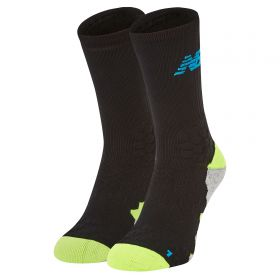 New Balance Elite Tech Training Ankle Sock - Black