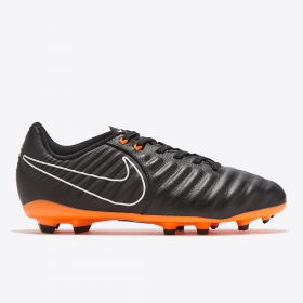Nike Tiempo Legend 7 Academy Firm Ground Football Boots - Black - Kids