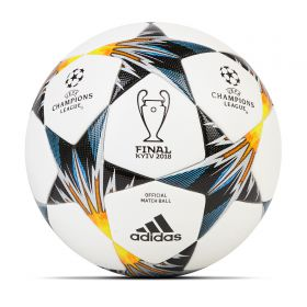 adidas UEFA Champions League Final Kiev Official Match Football - White