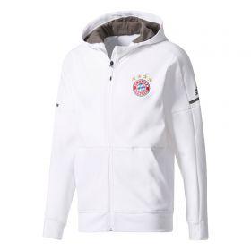 Bayern Munich Third Anthem Jacket - White