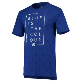 Chelsea Squad T-Shirt - Blue
