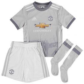 Manchester United Third Mini Kit 2017-18 with McTominay 39 printing