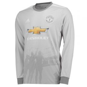 Manchester United Third Shirt 2017-18 - Kids - Long Sleeve with McTominay 39 printing