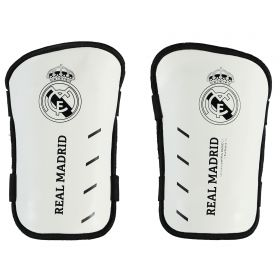 Real Madrid Crest Shin Pads