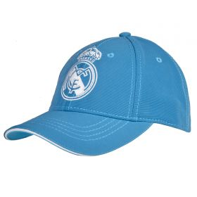 Real Madrid Polyester Training Cap - Blue - Infant