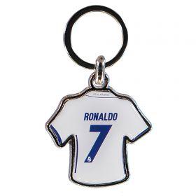 Real Madrid Ronaldo Keyring